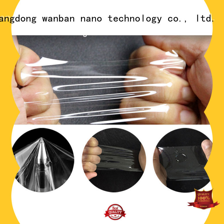 Wanban Wholesale 3m plastic protective film for business for tv screen
