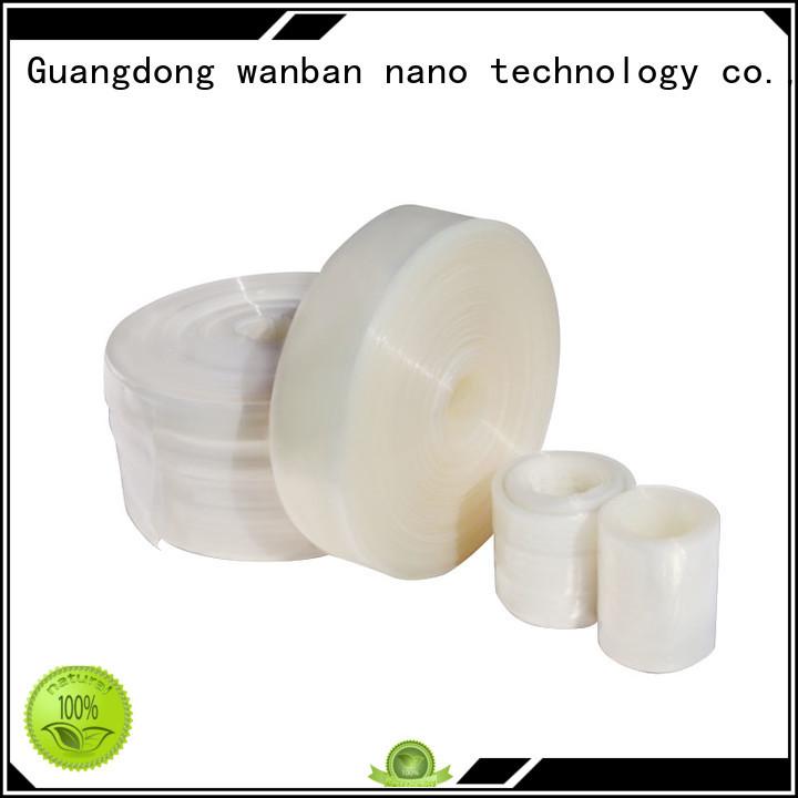 Wanban Top transparent polyurethane film supply for windows