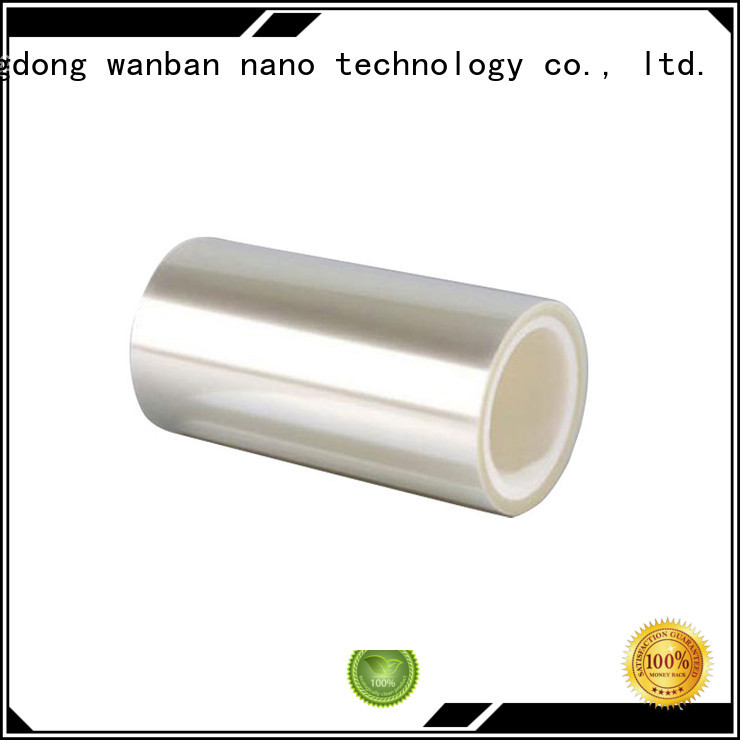 Wanban cell pvc protective film factory for tv screen