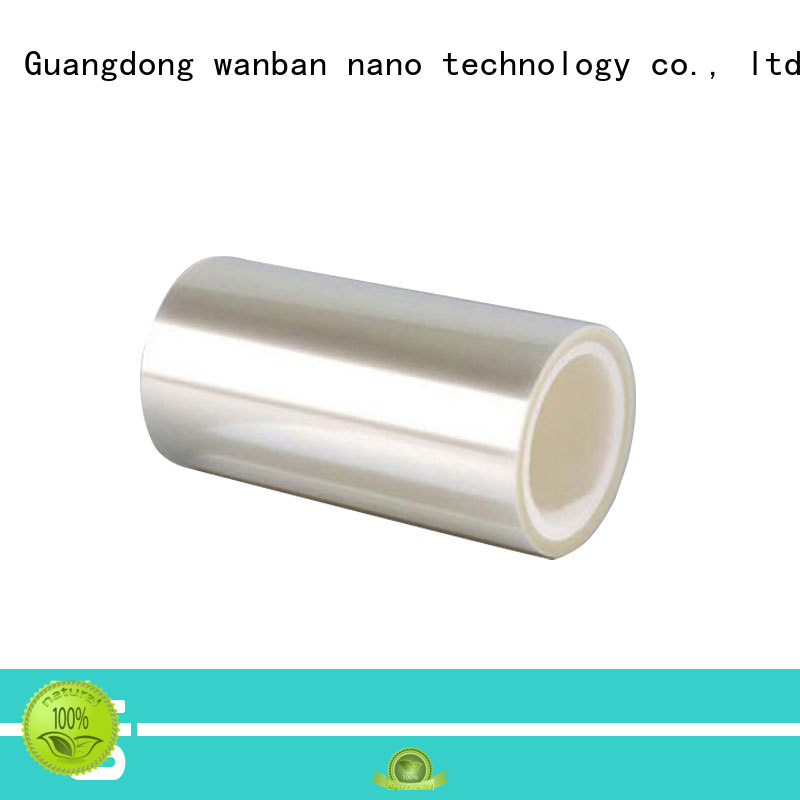 Wanban screen surface protection film roll for business for phone