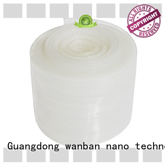Wanban Best clear protective film tape suppliers for tv