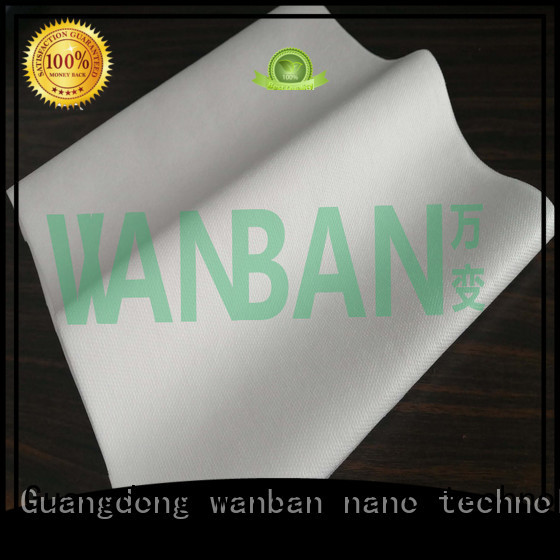 Wanban protective plastic film company for tv screen