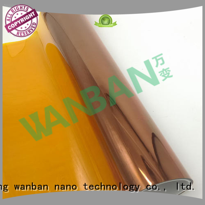 Wanban surface protection film suppliers for business for screen