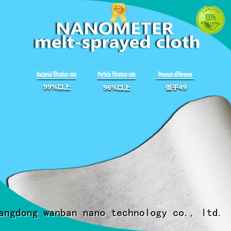 Wanban Wholesale tpu protective film suppliers for face mask