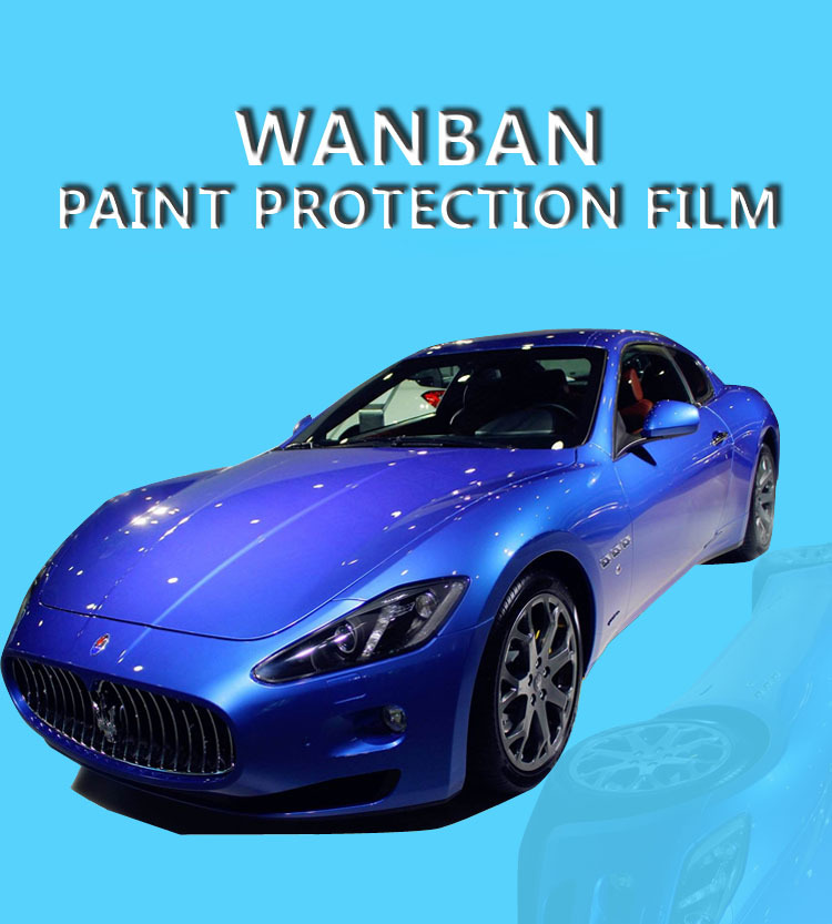 Wanban Car Protective Film Lacquer Protective Film
