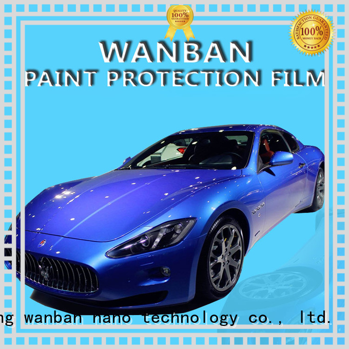 Wanban film protective film roll company for screen